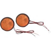 Odrazky s LED světlem