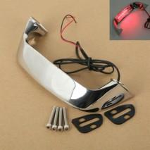 Chromované madlo kufru LED