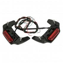 LED Spoilery na zadní kufry H-D