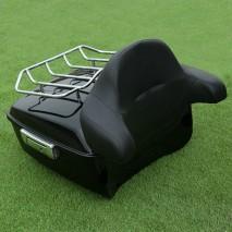 Zadní kufr s nosičem a opěrkou spolujezdce H-D