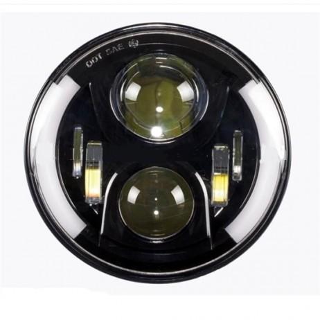 Hlavní LED světlomet pro Harley Davidson, Yamaha, Honda, Triumph