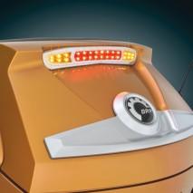 Multifunkční zadní LED světlo Can-Am
