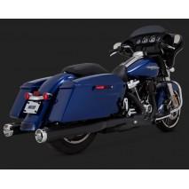 Vance & Hines Monster Rounds Slip-Ons Výfuky Harley-Davidson