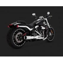 Vance & Hines Hi-Output 2-into-1 Výfuky Harley-Davidson
