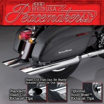 Peacemakers® Výfuky pro Harley-Davidson