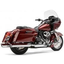 Cobra USA Scalloped Tip Slip-Ons Výfuky Harley-Davidson