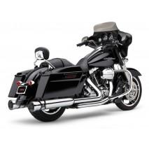 """Cobra USA Race-Pro 4"""" Slip-Ons Výfuky Harley-Davidson"""