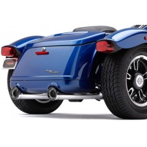Cobra USA RPT Slip-Ons Výfuky Harley-Davidson