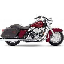 Cobra USA Billet Tip Slip-Ons Výfuky Harley-Davidson