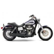 Cobra USA Speedster Slashdowns Výfuky Harley-Davidson