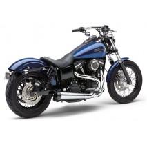 Cobra USA El Diablo 2-into-1 Výfuky Harley-Davidson