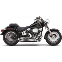 Cobra USA Speedster Short Swept Výfuky Harley-Davidson