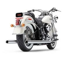 Cobra USA Softail Duals Výfuky Harley-Davidson