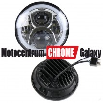 """7"""" Hlavní LED světlomet s RGB Harley-Davidson"""