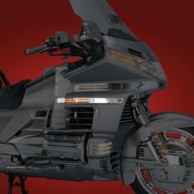 Chromovaná boční lišta Honda GL 1500