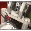 Chromovaný kryt horních brýlí Honda VTX 1800