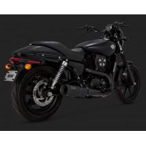 Výfuky Hi-Output Slip-On Harley-Davidson