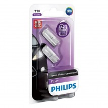 Philips LED žárovky T10