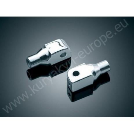Adaptéry stupaček, přední / zadní - pár - Kuryakyn