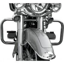 Chromované kryty na rám Harley-Davidson