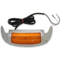 Lem na přední blatník s LED Harley-Davidson
