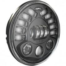 """Hlavní LED světlomet 7"""" Harley-Davidson"""