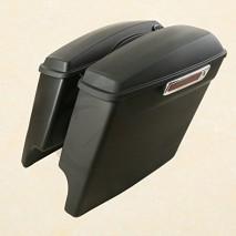 Prodloužené boční kufry pro Harley Davidson