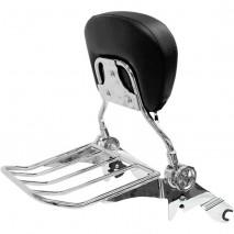 Rychloupinací opěrka spolujezdce s nosičem zavazadel Harley-Davidson
