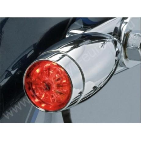 Chromovaná LED zadní světla Harley Davidson