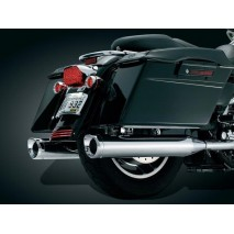 Mellow Crusher Mufflers Harley Davidson