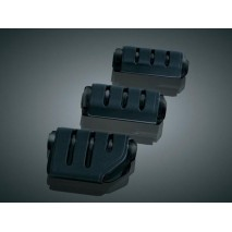 Černé lesklé Trident ISI®-Pegs bez adaptérů