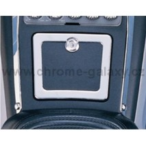 Chromovaný rámeček víka nádrže Honda GL1500/6