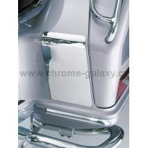 Chromovaný kryt bočního kufru