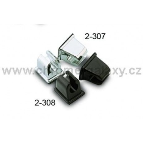 Černý úchyt pro 5ti kolíkový kabel, řidič,spolujezdec