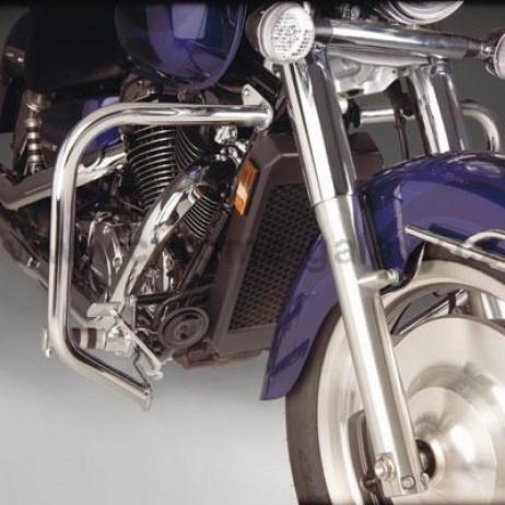 Chromovaný padací rám Honda VT1100