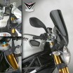Plexisklo, lehce kouřové Ducati