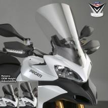 Čiré plexisklo VStream Ducati