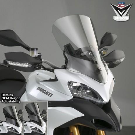Kouřové plexisklo VStream Ducati