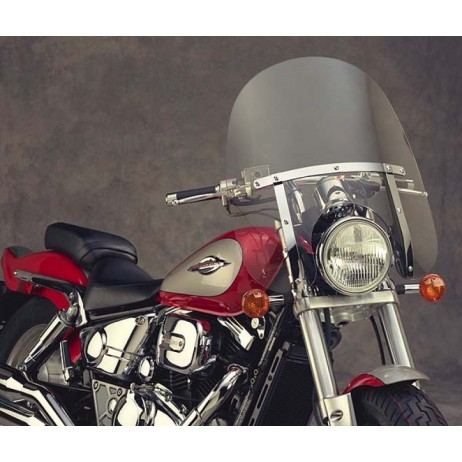 Lehce kouřové plexi Dakota Honda Suzuki