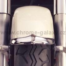Chromovaný lem předního blatníku Honda