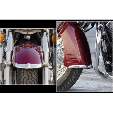 Přední chromovaný lem blatníku Honda VTX1800R