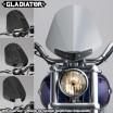 Polohovatelné lehce kouřové plexi Gladiator Harley-Davidson
