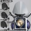Polohovatelné kouřové plexi Gladiator Harley-Davidson