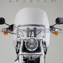 Čiré plexi Spartan H-D