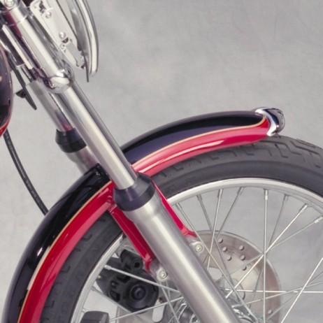 Chromované lemy předního blatníku Harley-Davidson