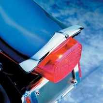 Chromovaný lem zadního blatníku Harley-Davidson