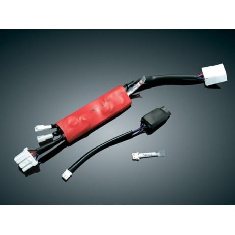 Zadní blinkrový a brzdový pulsator