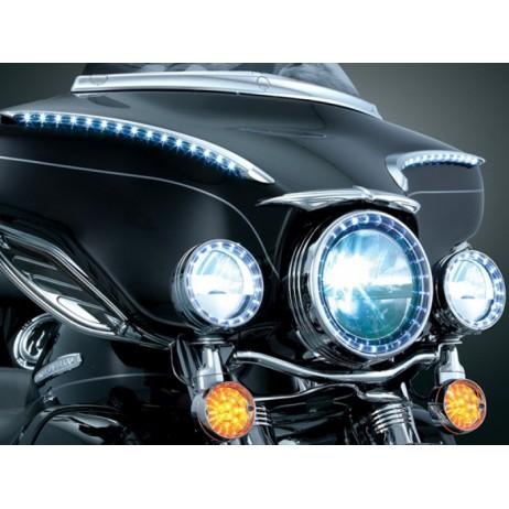 LED světelný kruh pro hlavní světla