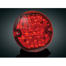 Červené LED zadní blinkry H-D