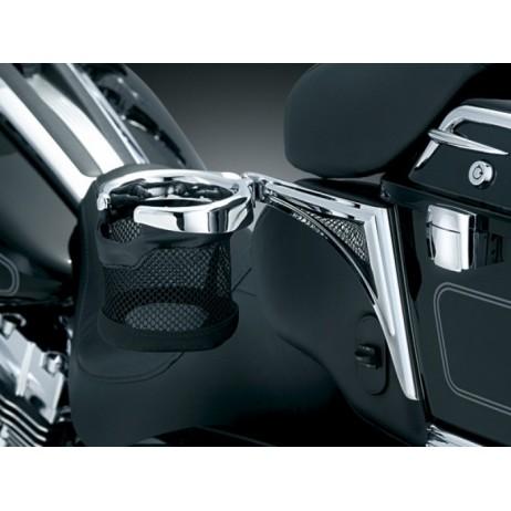 Držák nápojů spolujezdce Harley Davidson